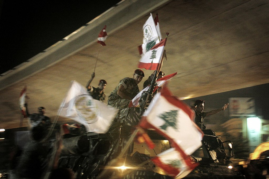 Lebanese Army celebrates victory in Nahr Al-Bared conflict