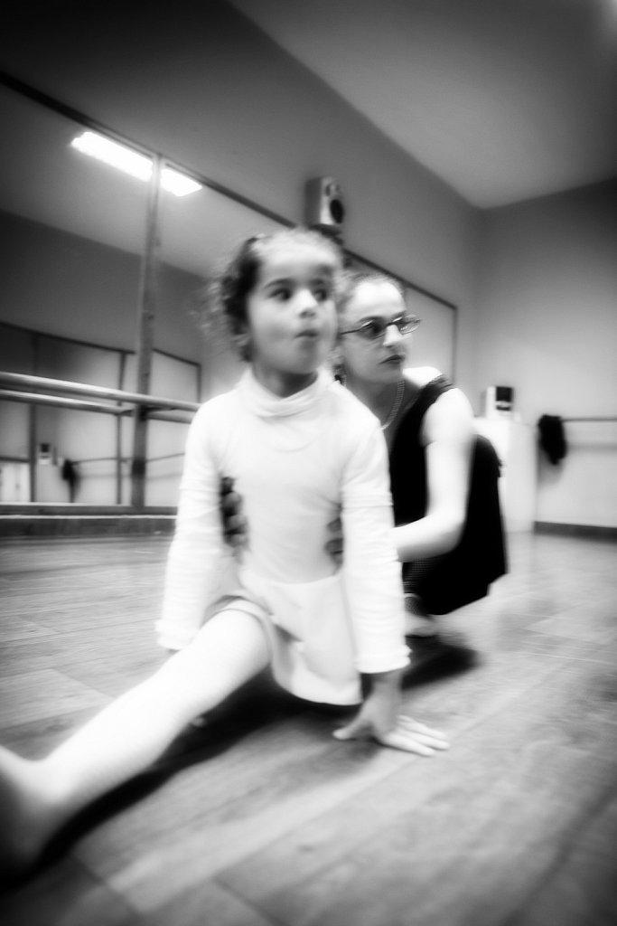 Classe de Danse à Tripoli