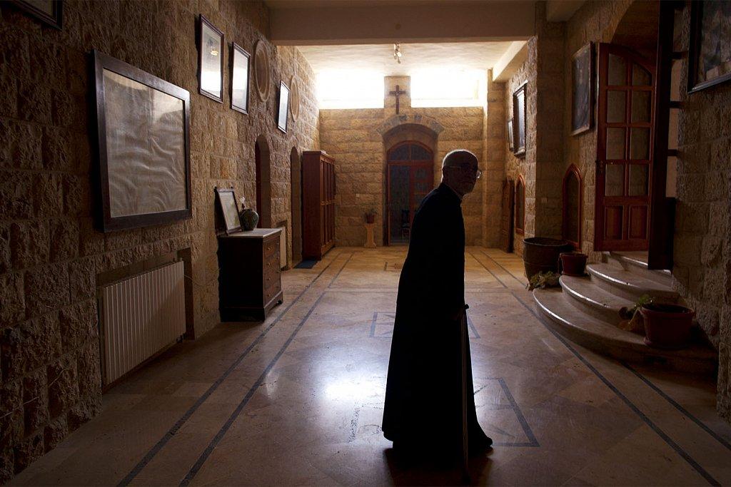 Monastery of Charfeh in Lebanon